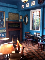 An Image Of The Blue Room In A Proper Pub - The Grapes Sheffield