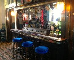 Image of the Bar at The Grapes Trippet Lane Sheffield