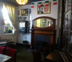 A photo of The Kennedy Room at The Grapes Trippet Lane Sheffield