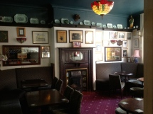 An Image of The Music Room At The Grapes Trippet Lane