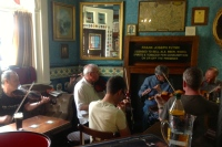 An Image of Live Music being played at The Grapes